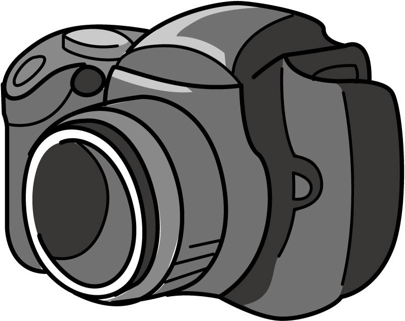 カメラの絵