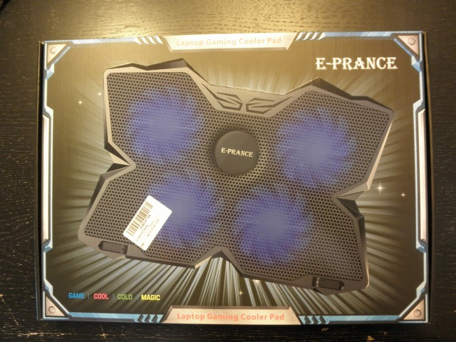 E-PRANCE® ノートパソコン 冷却パッド 冷却台