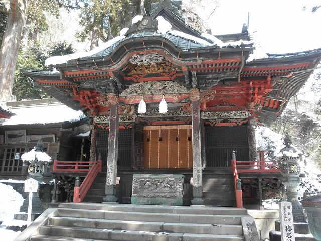 榛名神社_本殿